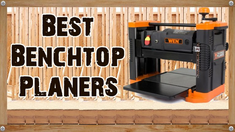 Best Benchtop Planers of 2021 : Reviews and Buying Guide