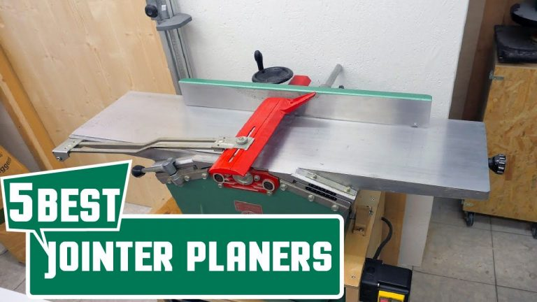 Best Jointer Planer Combo of 2021 : Reviews and Buying Guide
