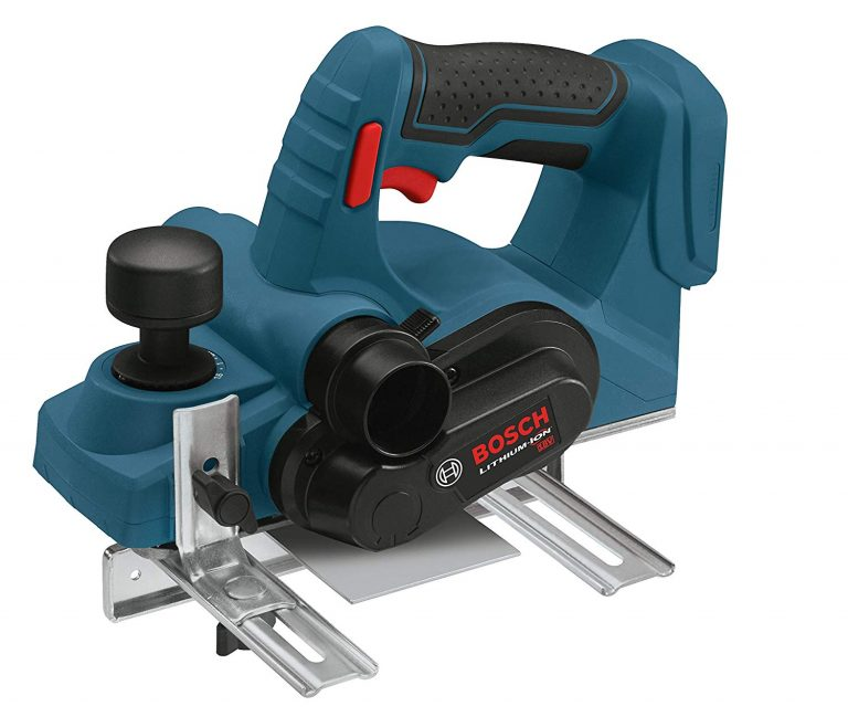 Bosch Bare-Tool PLH181B Cordless Planer Review