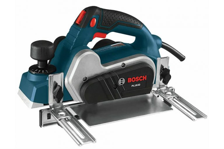 Bosch PL1632 Wood Planer Review
