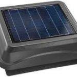 Broan Surface Mount Solar Powered Attic Ventilator