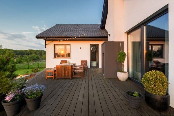 Attach Deck to House or Not