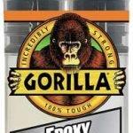 Gorilla 2 Part 5 Minute Set - Best Quick Plastic Epoxy