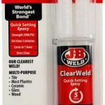 JB Weld 50112 - Best Epoxy for Plastic