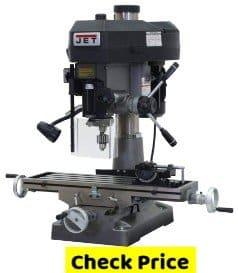 JET JMD-18 350018 1 Phase Milling Machine