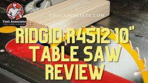 Ridgid R4512 10
