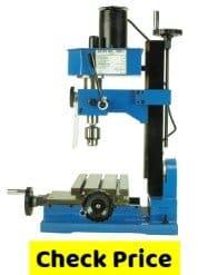 Variable Speed Mini Milling Machine