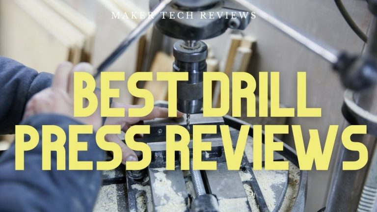 Best Drill Press in 2021 – [Reviews & Buyers Guide]