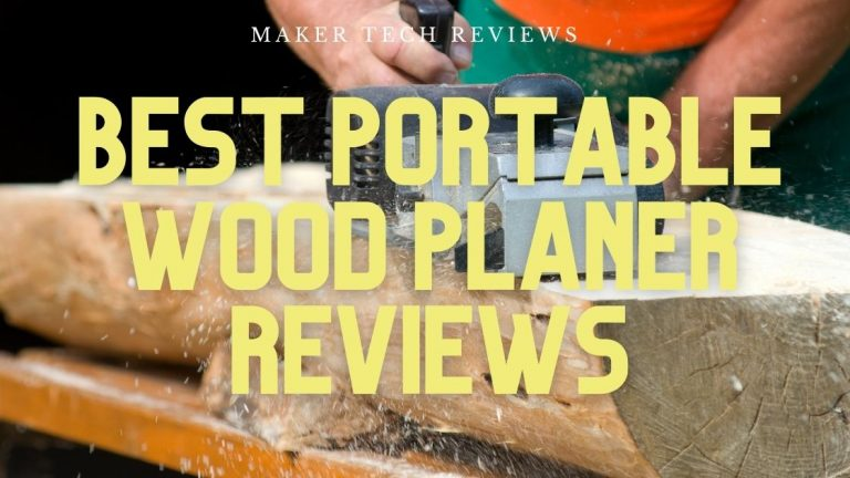 Best Portable Handheld Wood Planers: 2021 Reviews and Buying Guide