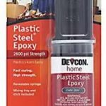 Devcon 62345 - Best Steel to Plastic Epoxy