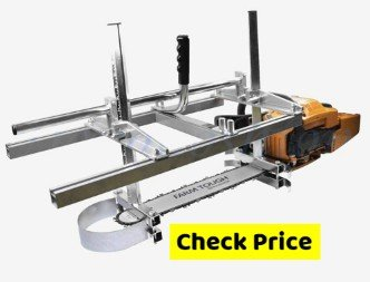 Best Affordable Portable Sawmill