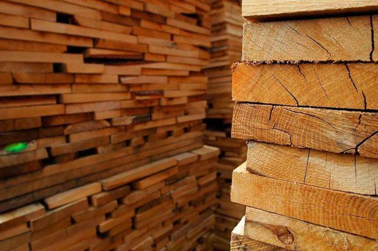 How To Dry Fresh Cut Lumber
