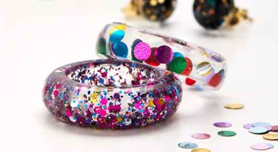 epoxy resin for jewelry makers
