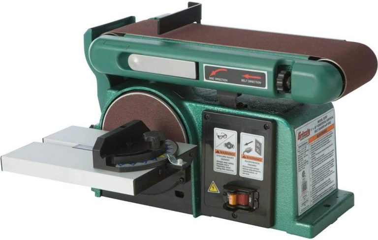 """Grizzly G0787 – 18"""" 1 ½ HP Single-Phase Open End Drum Sander Review"""