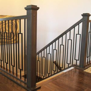 Iron Balusters Metal Railing