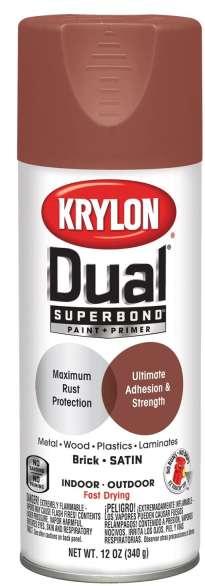 Krylon Primer and Paint
