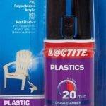 Loctite Plastic Bonder- Best Fuel Resistant Plastic Epoxy
