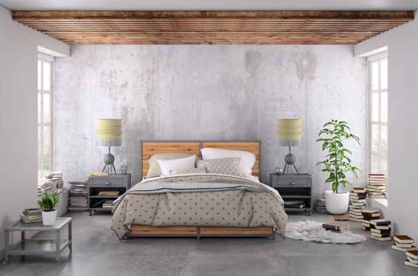 how to make old concrete look new