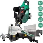 Metabo HPT 15-Amp Motor Saw