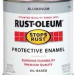 Rust Oleum Metallic Aluminum