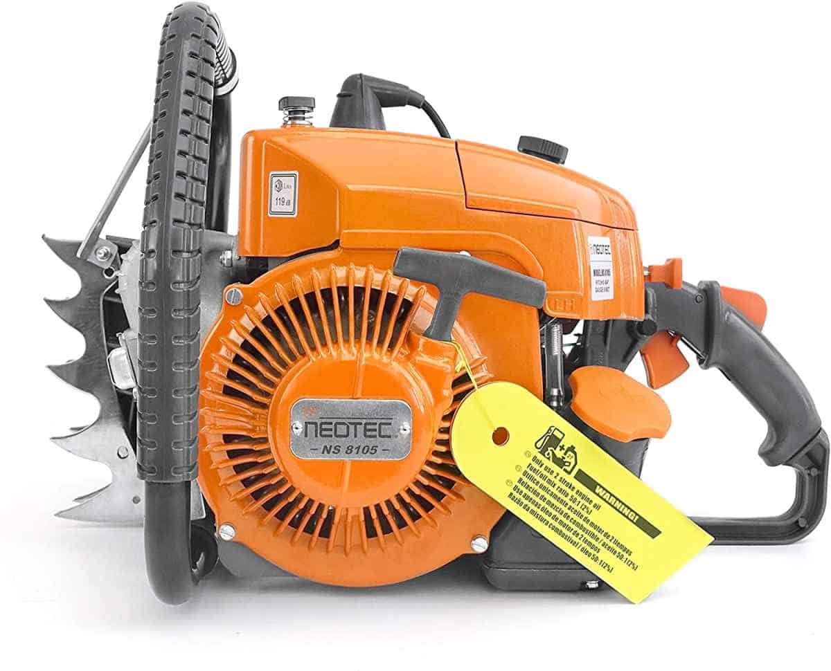 neo tec 105cc gas sawmill