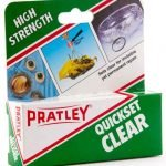 Pratley Epoxy Glue - Best New Entry Plastic Epoxy