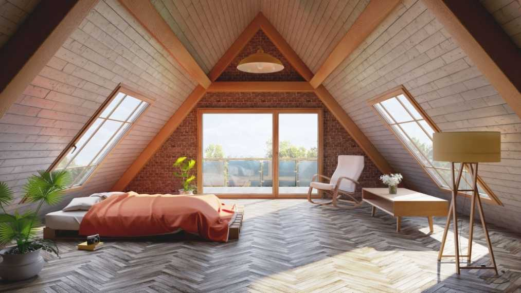 Can you use roof underlayment on walls