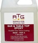 RTG Table Top Epoxy - Best Epoxy Resin for Wood