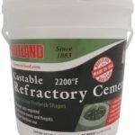 Rutland Tub Castable Fire Clay Cement