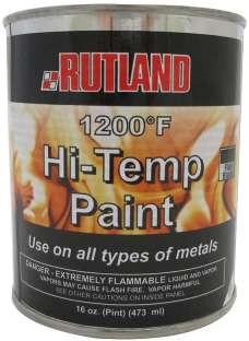 Rutland Products Paint