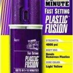 Super Glue 15277 - Best Strongest Plastic Epoxy
