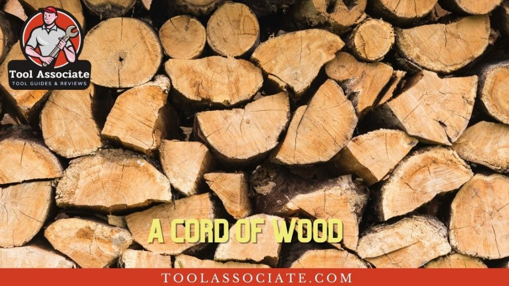 this is what a cord of wood looks like